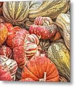 Stripes Metal Print by Caitlyn  Grasso