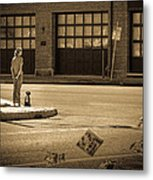 Summer Afternoon Metal Print by Bob Orsillo