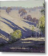 Summer Afternoon Shadows Metal Print by Graham Gercken