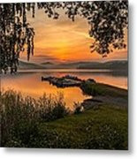 Summer Breeze Metal Print by Rose-Maries Pictures