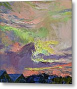 Summer Evening Metal Print by Michael Creese