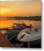 Summer Idyll Metal Print by Rose-Maries Pictures