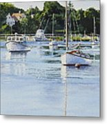 Summer's Eve Metal Print by Karol Wyckoff