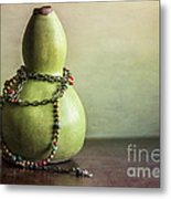Sunday Still Life Metal Print by Terry Rowe