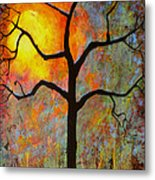Sunrise Sunset Metal Print by Blenda Studio