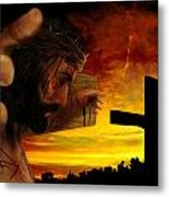 Sunset Metal Print by Mark Spears