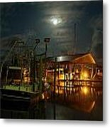 Super Moon At Nelsons Metal Print by Michael Thomas