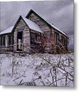 Swan Valley School  Metal Print by Dave Bower