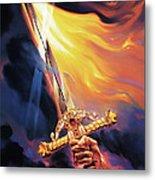 Sword Of The Spirit Metal Print by Jeff Haynie