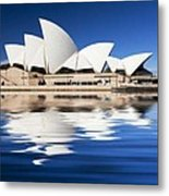 Sydney Icon Metal Print by Avalon Fine Art Photography