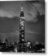 New York City Metal Print by Retro Images Archive