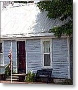 Tailor Shop - Perryville Ky Metal Print by Thia Stover