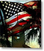 Take Back America Metal Print by Beverly Guilliams
