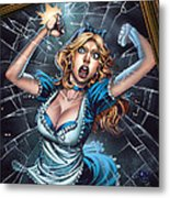 Tales From Wonderland Alice  Metal Print by Zenescope Entertainment