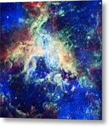 Tarantula Nebula 4 Metal Print by The  Vault - Jennifer Rondinelli Reilly