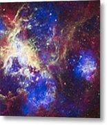 Tarantula Nebula Metal Print by Adam Romanowicz