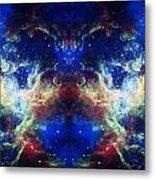 Tarantula Nebula Reflection Metal Print by The  Vault - Jennifer Rondinelli Reilly