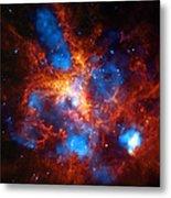 Tarantula Nebula Metal Print by The  Vault - Jennifer Rondinelli Reilly