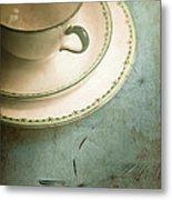 Tea Time Metal Print by Jan Bickerton