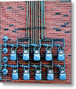 Ten -- And Four Metal Print by MJ Olsen