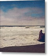 That Dirty Game Recaptures Me Metal Print by Laurie Search