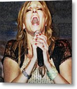 The Angelic Voice Metal Print by Brian Graybill