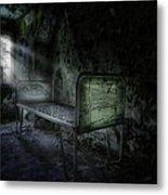 The Asylum Project - Seven Metal Print by Erik Brede