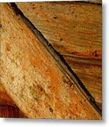 The Barn Door Metal Print by William Jobes