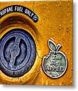 The Big Apple Metal Print by John Farnan