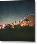 The Boardwalk Metal Print by Laurie Search