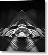 The Cave Metal Print by Adam Romanowicz
