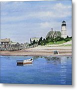 The Clammer Metal Print by Karol Wyckoff
