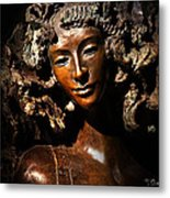 The Cold Shoulder Metal Print by Gate Gustafson