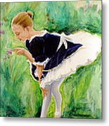 The Dancer Metal Print by Sheila Diemert