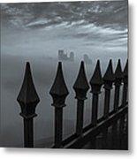 The Dark Night Metal Print by Jennifer Grover