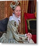 The Duchess Metal Print by Julie Dant