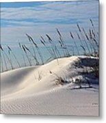 The Dunes Of Destin Metal Print by JC Findley