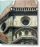 The Duomo Firenze Metal Print by Melinda Saminski