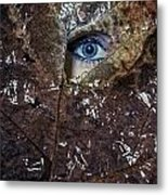 The Eye Metal Print by Joana Kruse
