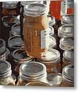 The Farmers Market Metal Print by Karyn Robinson