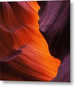The Fire Within Metal Print by Darren  White