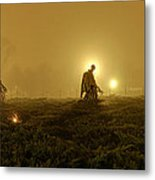 The Fog Of War #1 Metal Print by Metro DC Photography