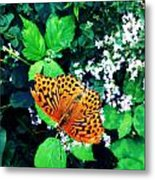 The Forest Guardian 2 Metal Print by Lucy D