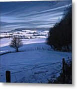 The Geul Valley Near Epen Metal Print by Nop Briex