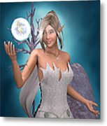 The Gift Metal Print by Elle Arden Walby
