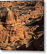 The Gobi Metal Print by Anonymous