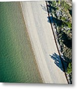 The Gold Coast, Queensland Metal Print by Brett Price