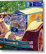 The Great Gatsby Metal Print by David Lloyd Glover