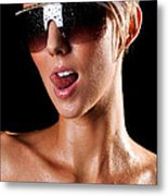 The Heat Is On Metal Print by Jt PhotoDesign