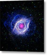 The Helix Nebula  Metal Print by The  Vault - Jennifer Rondinelli Reilly